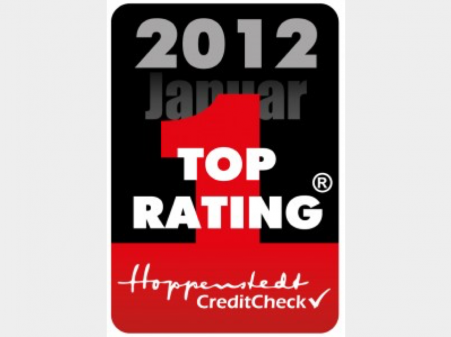 Engel Präzisionsprofile sind Top-Business-Partner 2012.